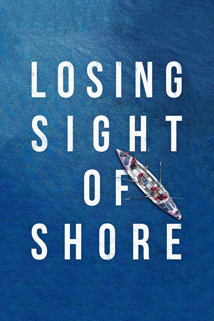 Movie poster for Losing Sight of Shore